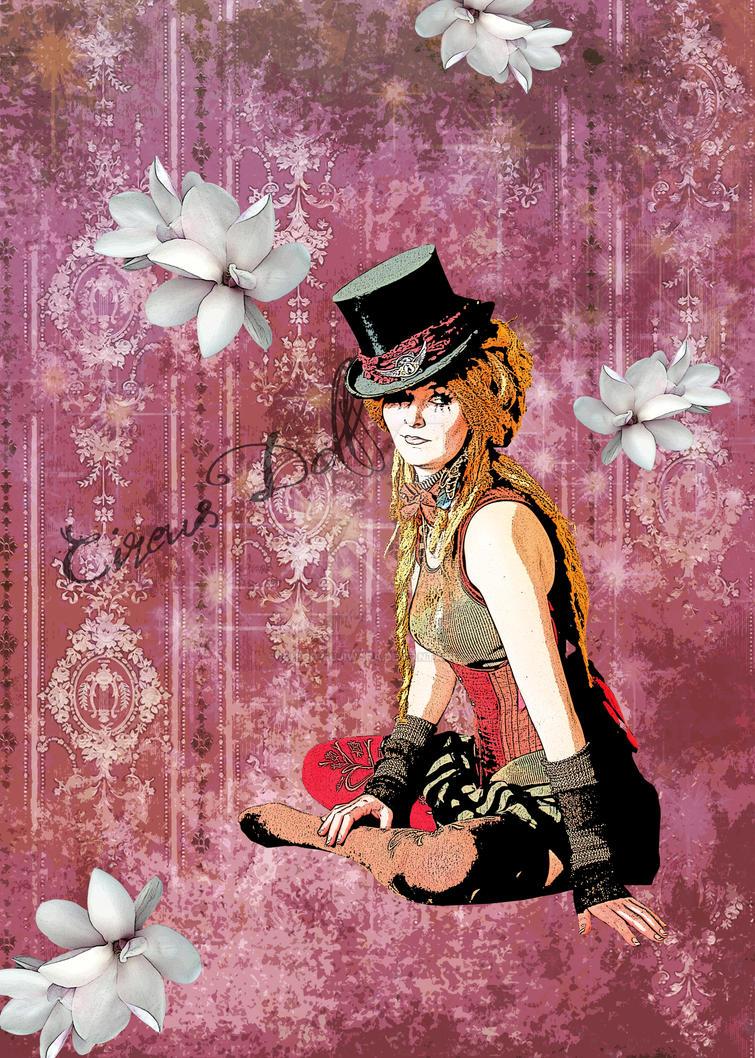 Circus Doll - SublimationPrint by Ichigo-Fujiwara