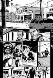 Sons Of Anarchy #7 Page 6 by chushervas