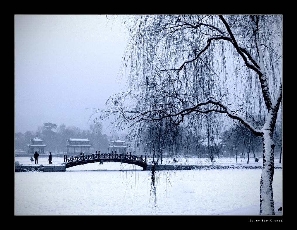 China Snow Scene05 by jennyclsun