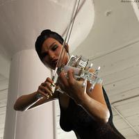 Violinist by Steves-3D