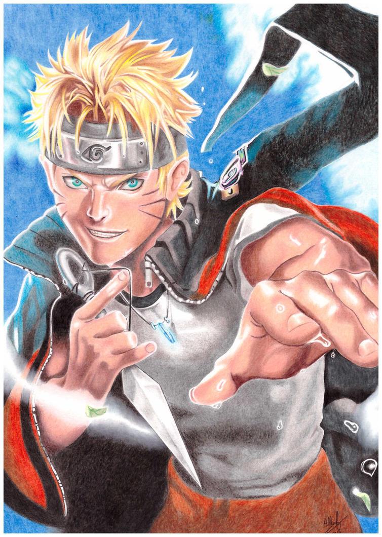 Naruto Uzumaki by allanviniciuus