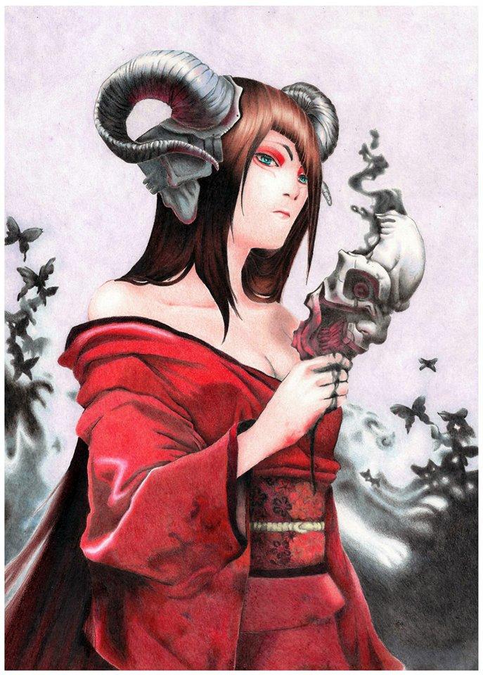 Mulher surreal by allanviniciuus