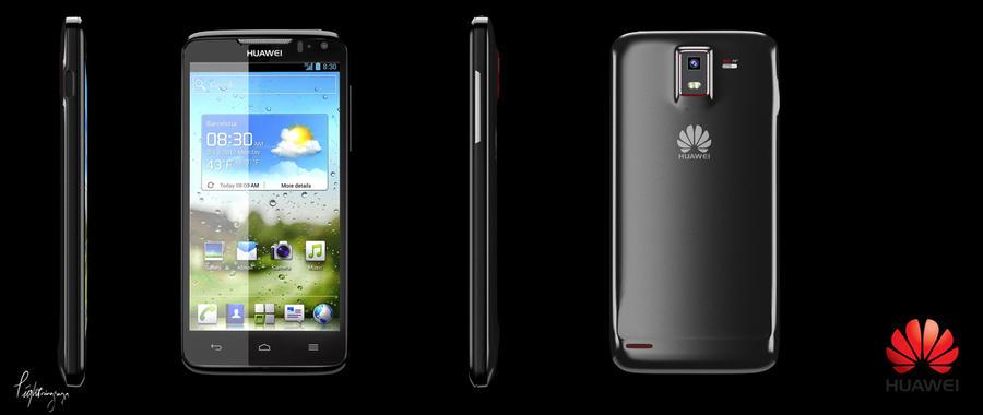 Huawei Ascend Wallpaper: Huawei Ascend D Quad By Lightningsaga On DeviantArt