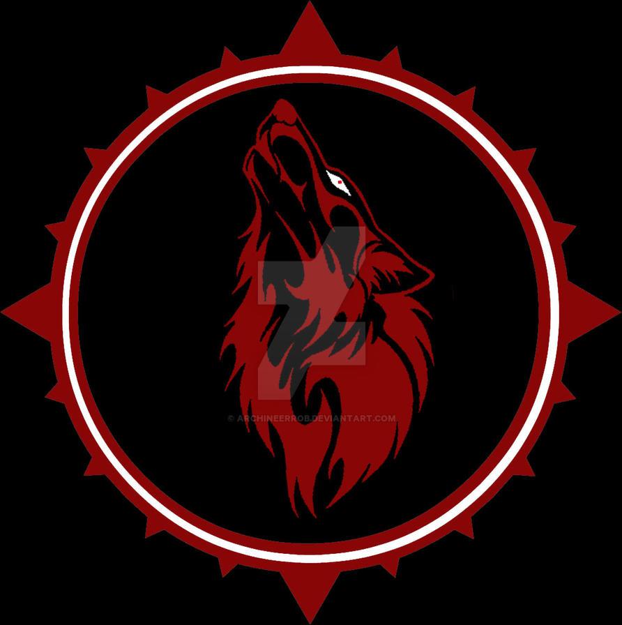 Damned Wolf Emblem by LastRider100 on DeviantArt: lastrider100.deviantart.com/art/Damned-Wolf-Emblem-280077481