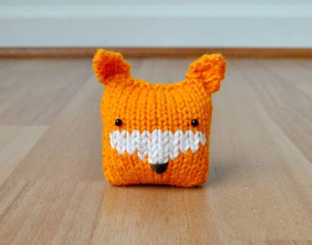 Bean Bag Fox