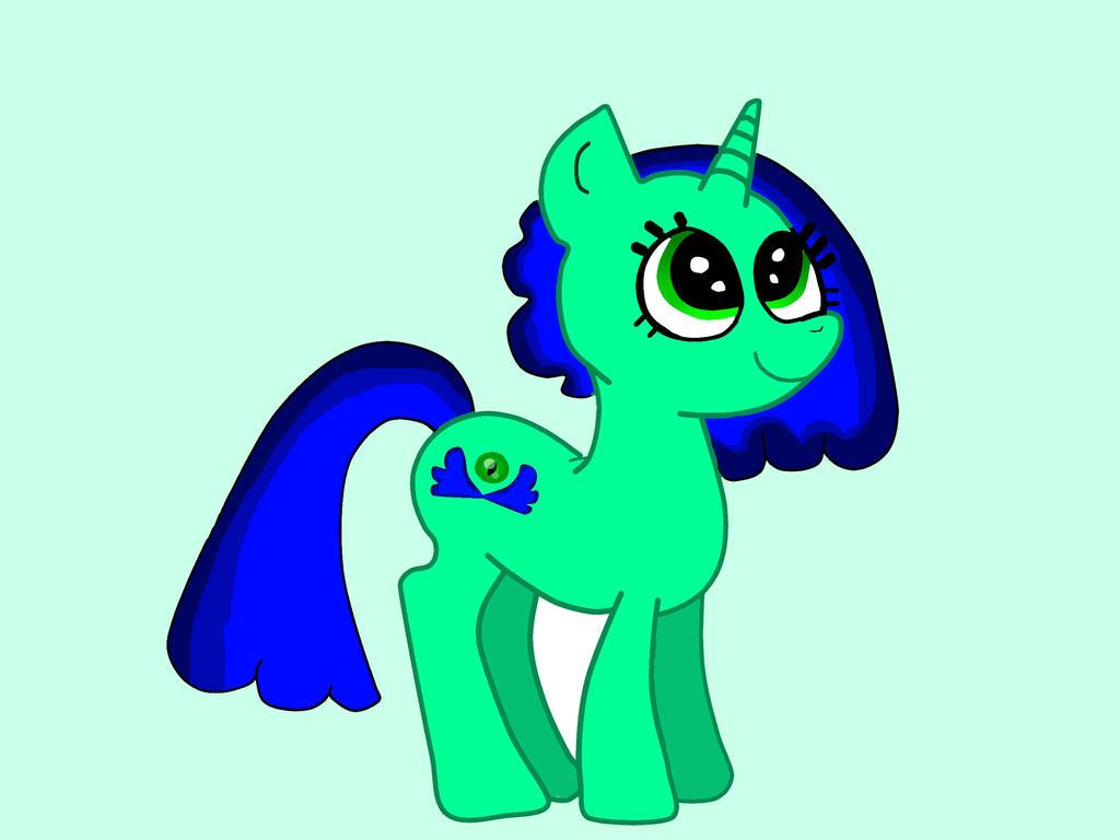 my little pony by manatello