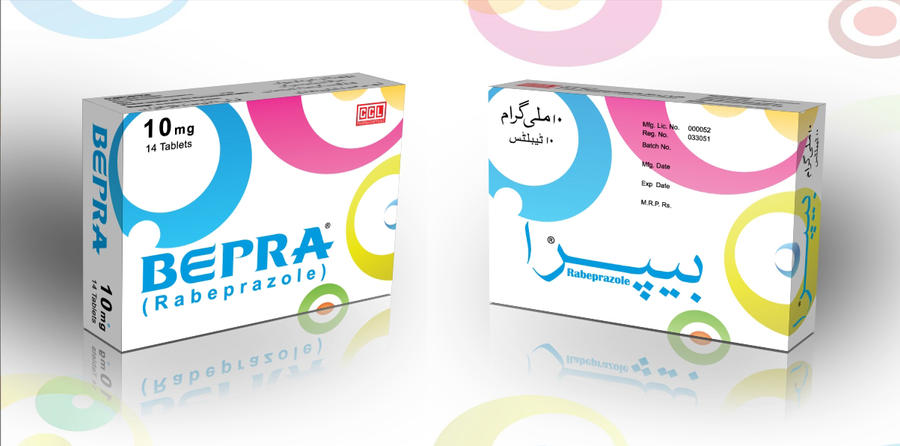 Bepra 10mg Packs by shehbaz