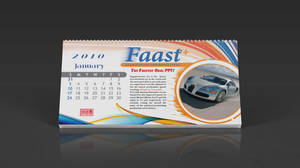 Faast medicine calendar