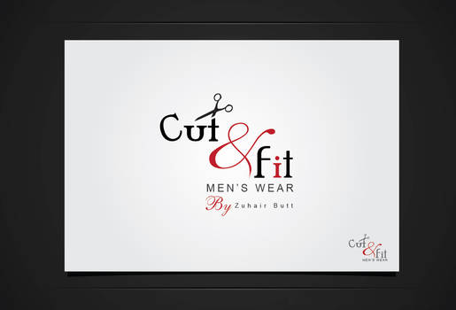Cut and Fit logo
