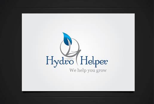 Hydro Helper logo