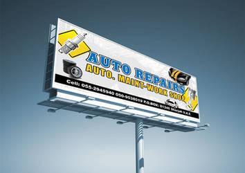 Auto-billboard