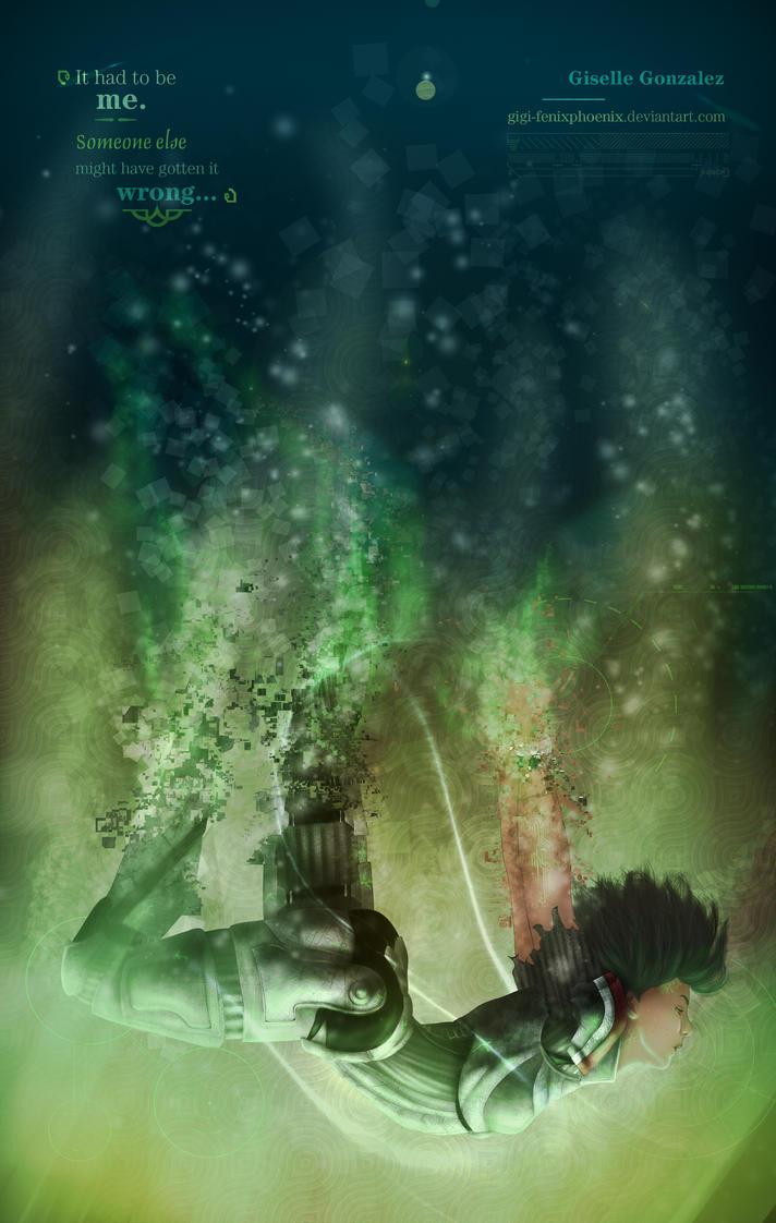 Commander Shepard Synthesis by Gigi-FenixPhoenix