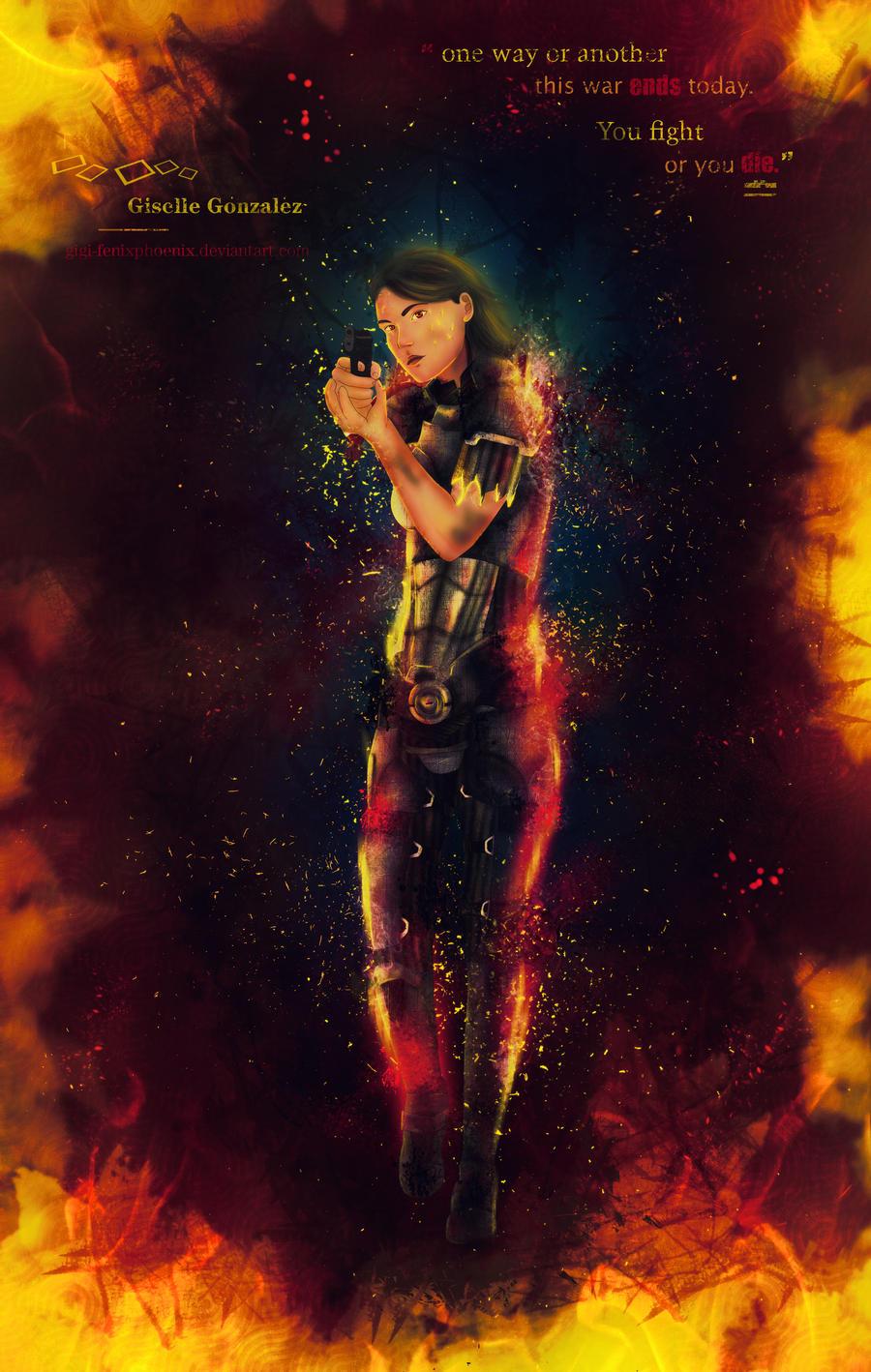 Commander Shepard Destroy by Gigi-FenixPhoenix