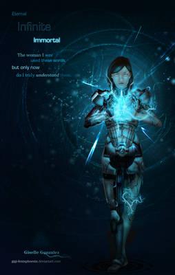 Commander Shepard Control