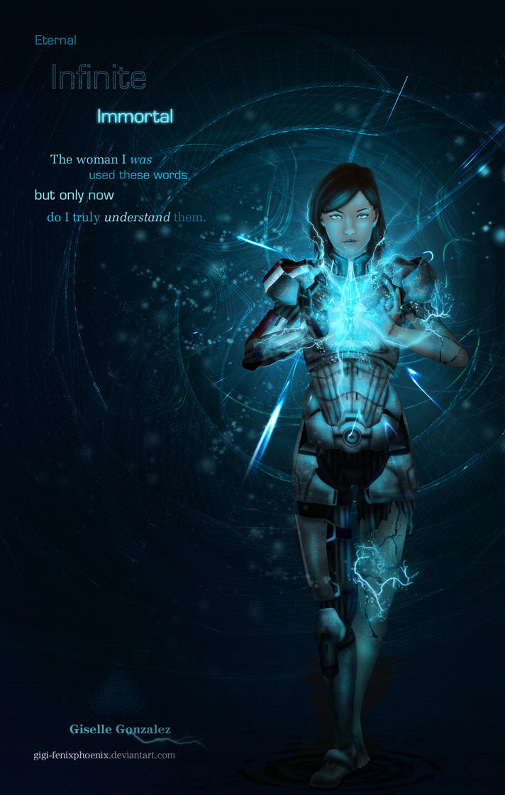 Commander Shepard Control by Gigi-FenixPhoenix