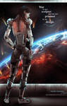 Commander Shepard Resolution