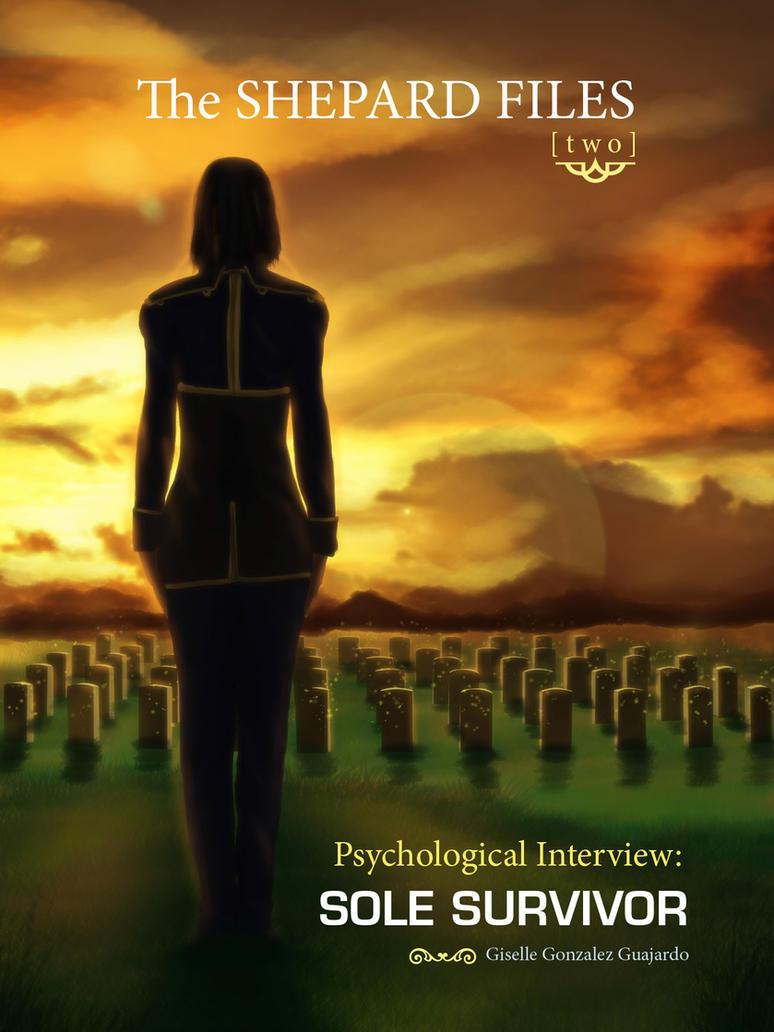The Shepard Files: Sole Survivor Cover by Gigi-FenixPhoenix