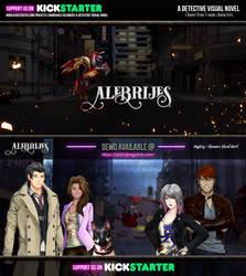 Alebrijes - A Detective Visual Novel