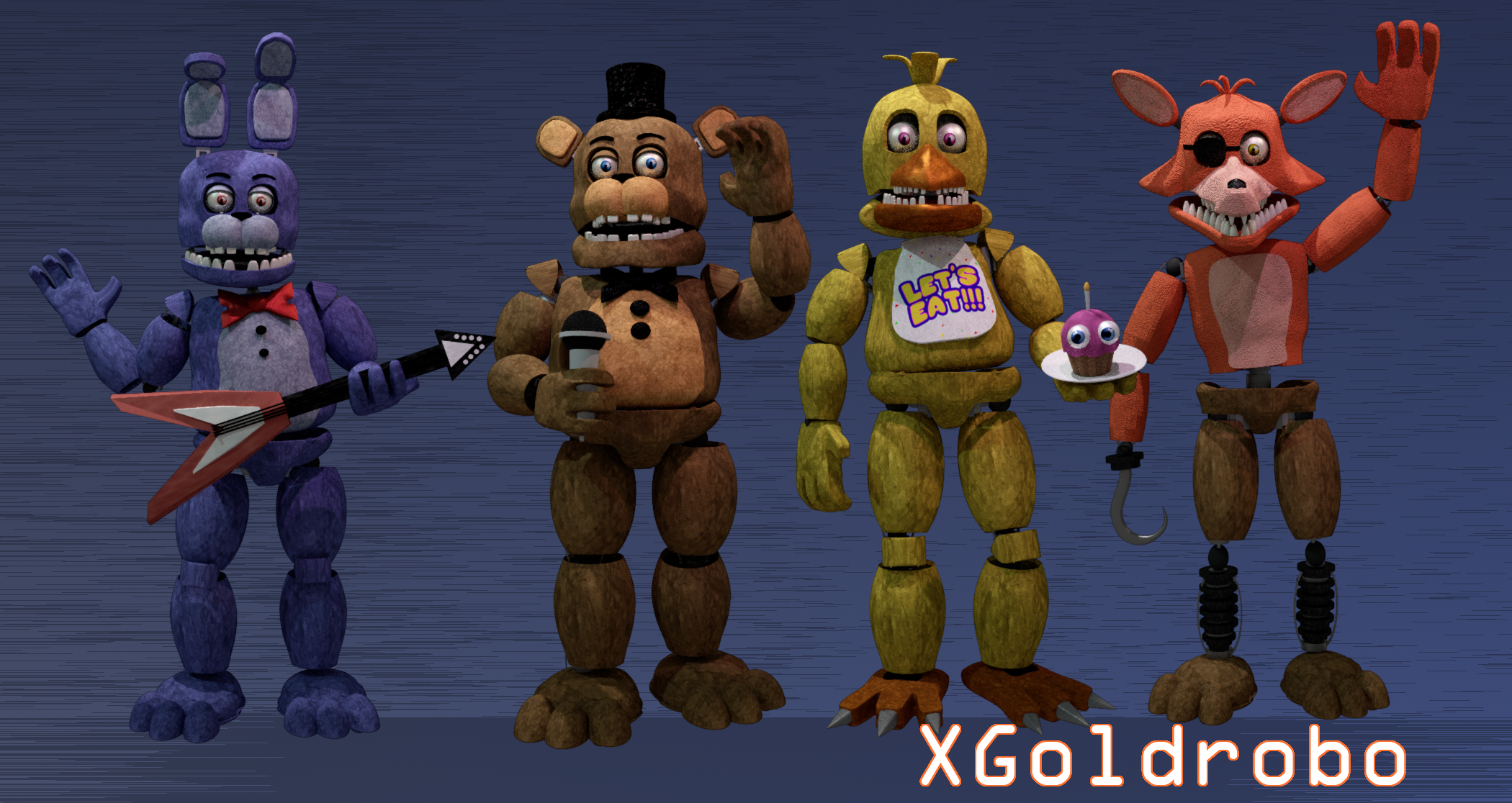 Pictures of Fnaf 2 New Animatronics Freddy - #rock-cafe