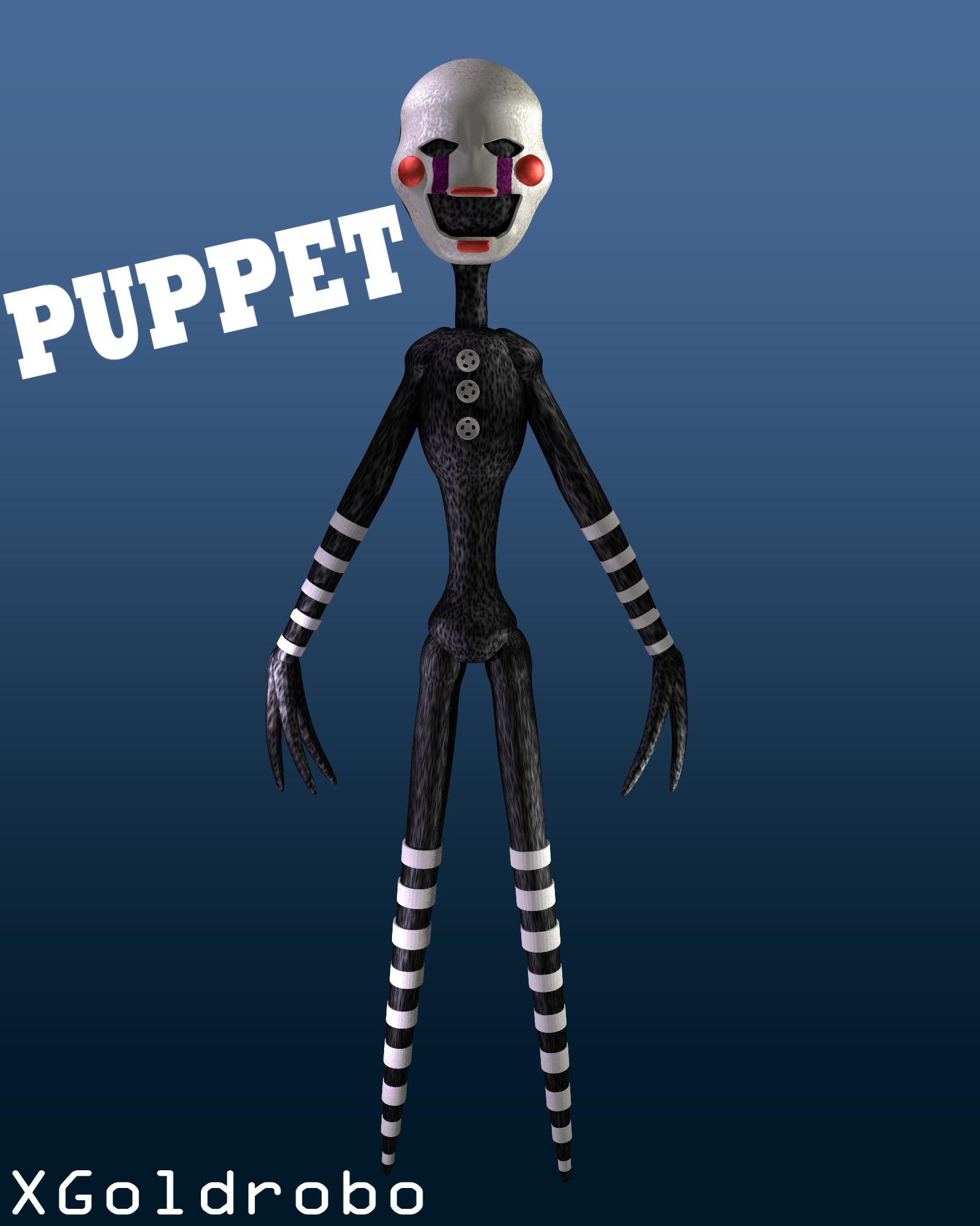 puppet master fnaf