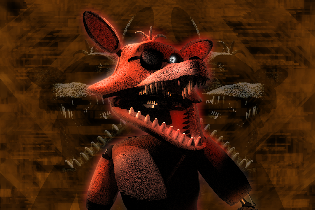 Fnaf 2 Foxy Wallpaper By Michael V On Deviantart
