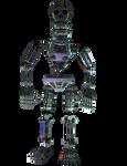 FNAF 4-Spring Endoskeleton
