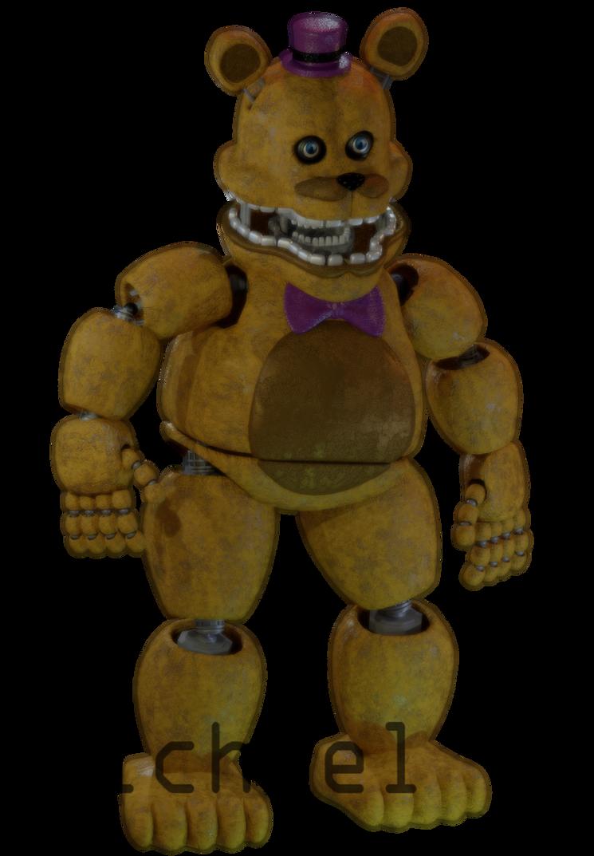 Fred Bear Fnaf