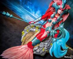 Koi Nami Cosplay - League of legends - Japan Expo by NereideCosplay