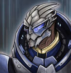 Garrus by TheDovahBrine