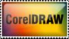 CorelDRAW Stamp IV by hcklbry
