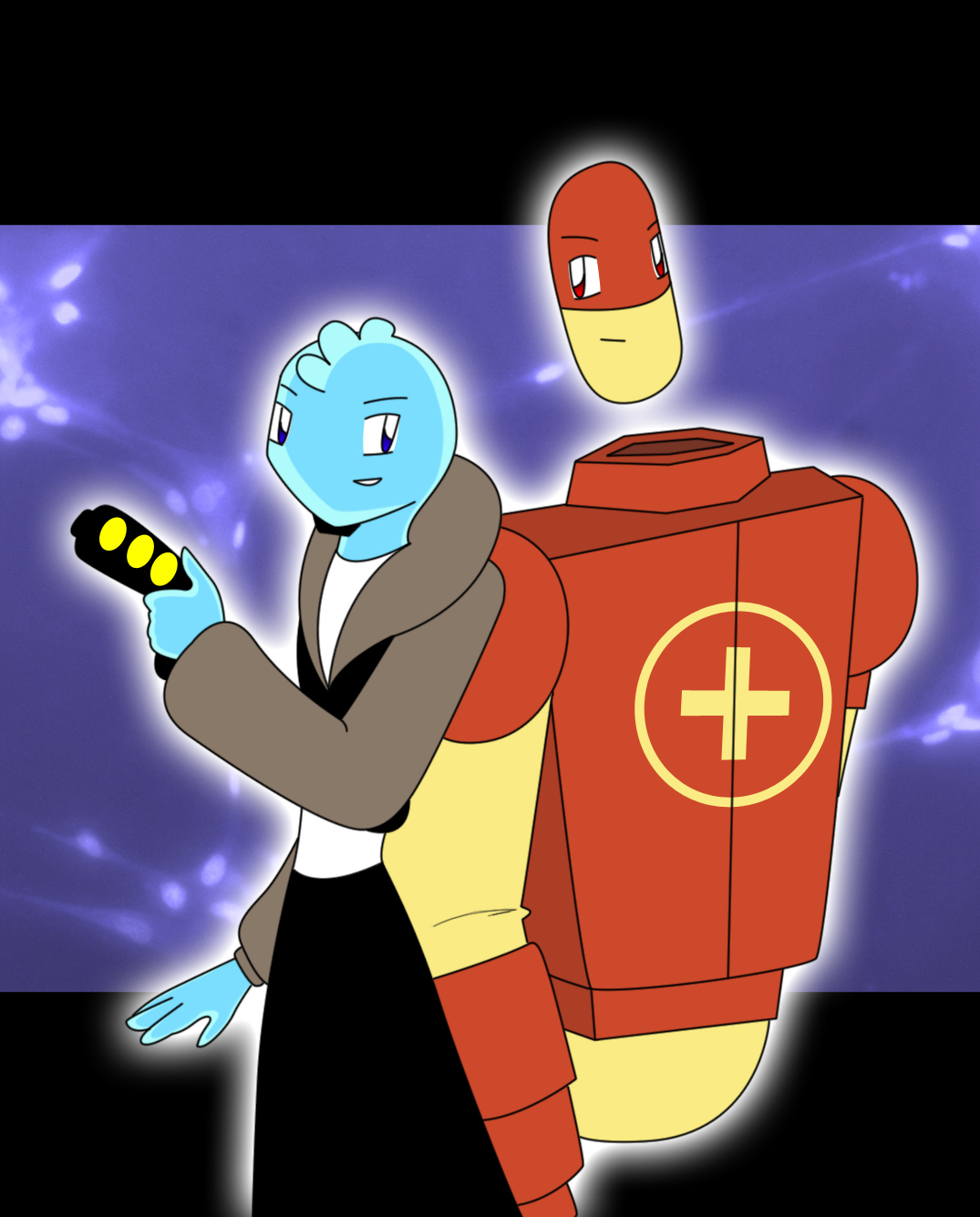 Ozzy And Drix Hector Ozzy and Drix by Gav-I...