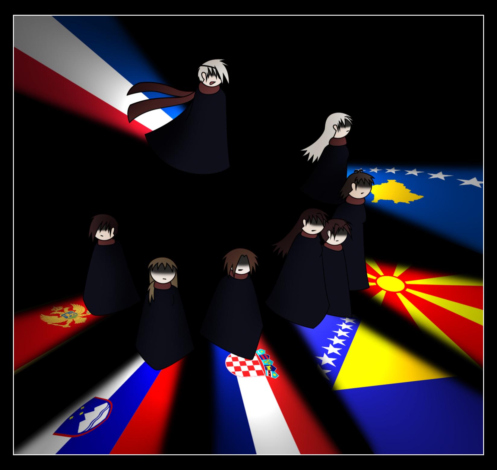 ... APH - Death of Yugoslavia by Gav-Imp