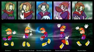 15 Years of Rayman