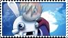 RaymanRabbid - Stamp by Gav-Imp