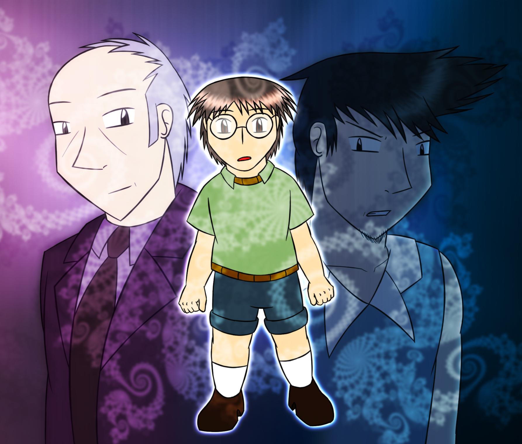 TS - Bravest Child by Gav-Imp