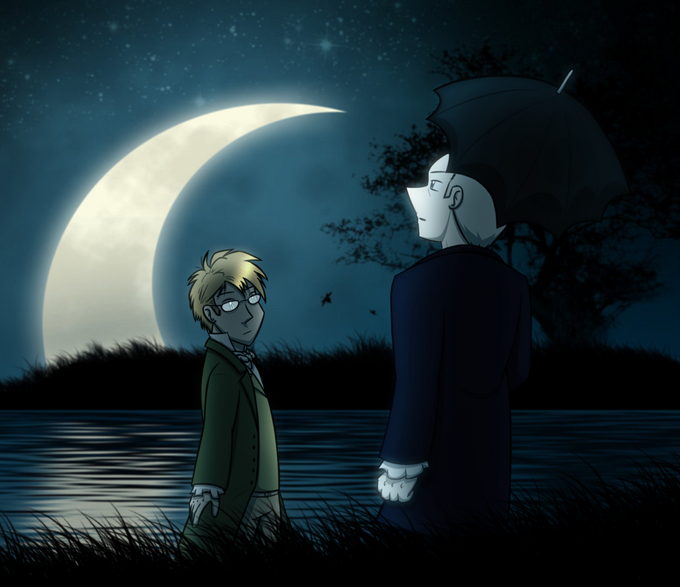TS - Night of Moon by Gav-Imp