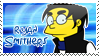 Ryan Smithers - Stamp by Gav-Imp