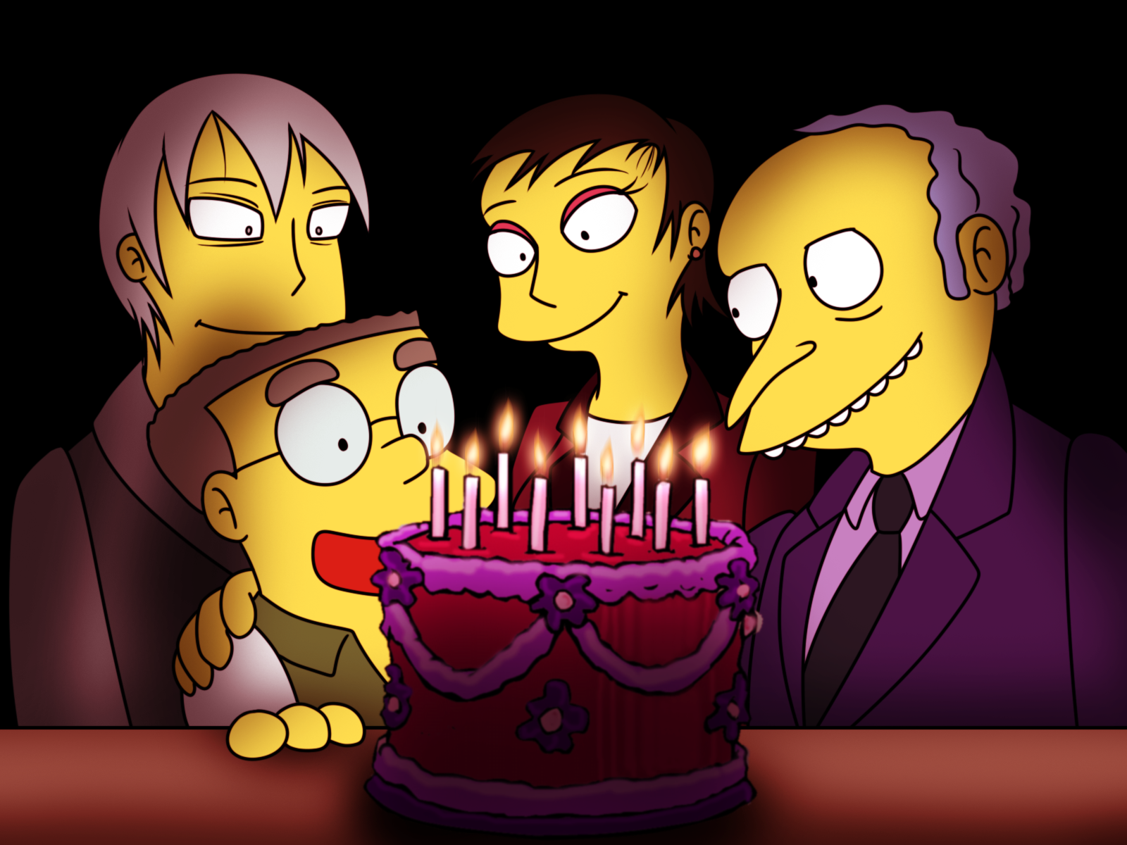 TS - Waylon's Birthday by Gav-Imp