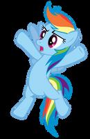 All Shall Love Rainbow Dash And Despair! by DrDraze
