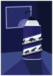 Jurassic Park Poster by lamewarrior