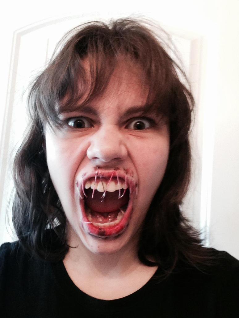 Scream by Mayli-Song on DeviantArt