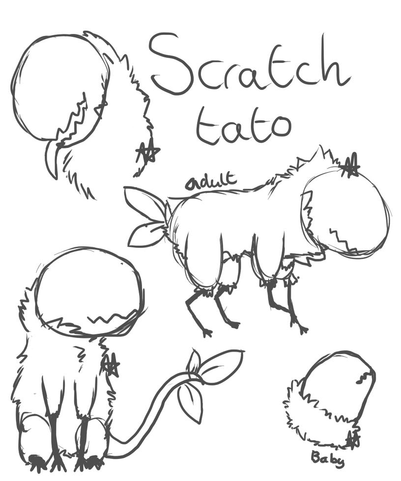 Scratchtato Concept by Insane-Sanety