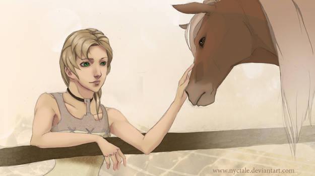 Link's friendlist: Ilia