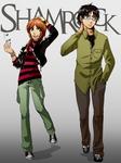 Shamrock Main Duo by Ashikai