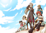 Tales of the Abyss -- Flight