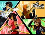 Shamrock Cast Splash Showcase by Ashikai
