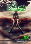 Shamrock Volume 2 Cover by Ashikai