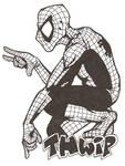 Spiderman Thwip