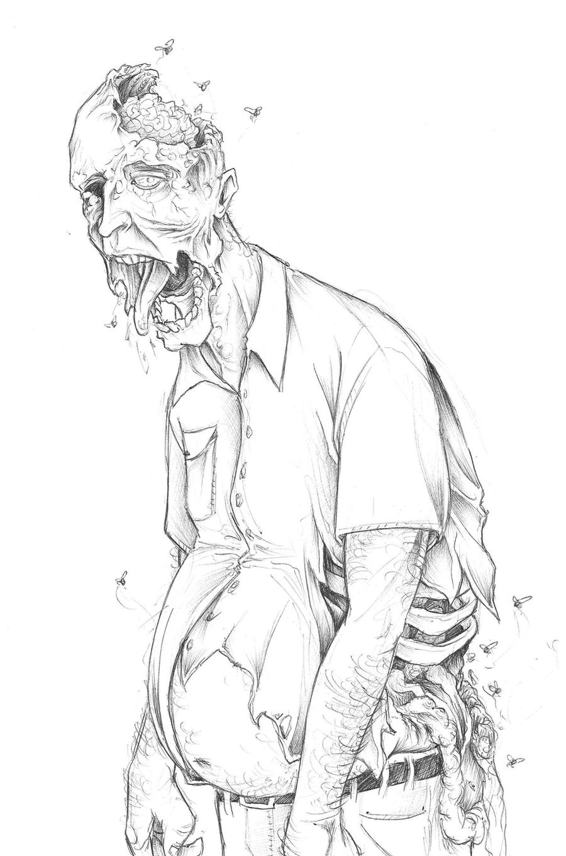 Zombie by JeffyP