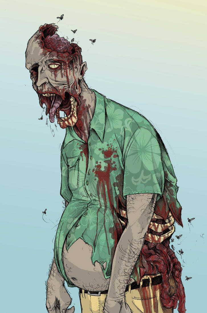 Zombie! by JeffyP